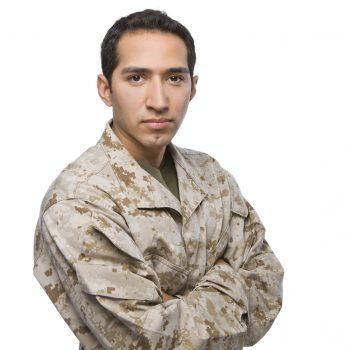 Male Military Member